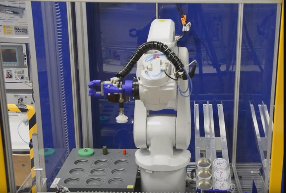 Roboter neu