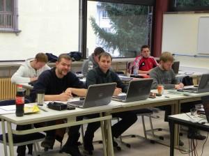 Technikerschule Die ersten Technikerschüler 2012_13